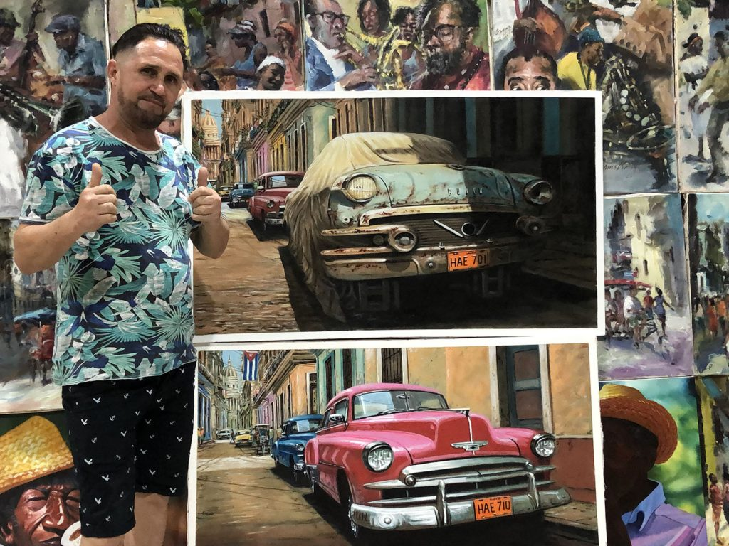 Cuban Artist